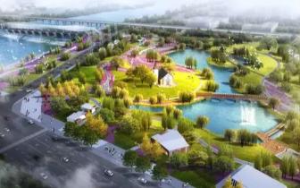 柳梢堰湿地公园即将完工 有望春节前开放!