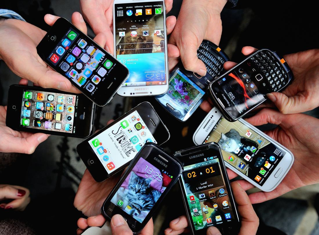 手机市场显疲态全球化手机品牌缩减至四五家