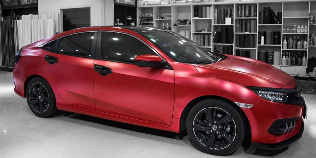 立体动画主持 态度聚焦汽车私改颜色