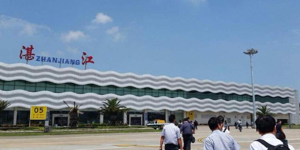 湛江机场国际厅元旦客流量预计超1200人次