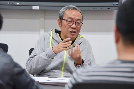 华侨大学前校长吴承业