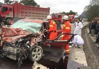 广西教师在扶贫路上遇车祸:校长遇难,四人受伤