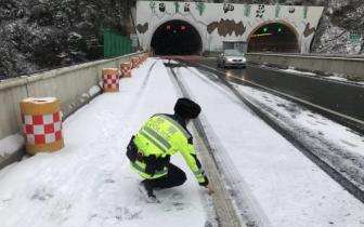 雅西高速泥巴山及拖乌山双向解除管制,恢复通行