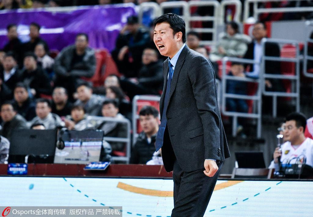 吴庆龙:防守和篮板不好 大郅:关键失误致使输球