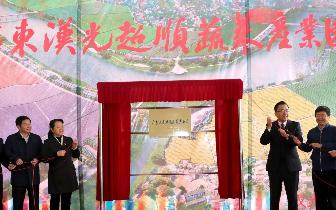 计划投入5亿元!五华这个蔬菜产业园开园啦
