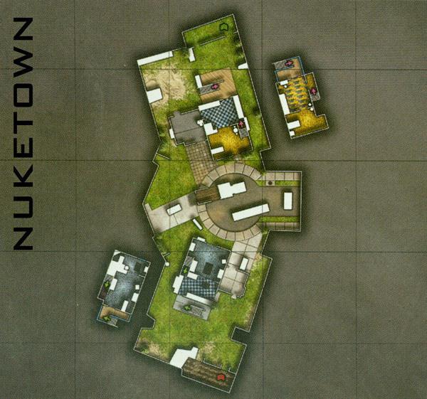 核弹镇秘闻——使命召唤史上最受欢迎地图是如何建成的