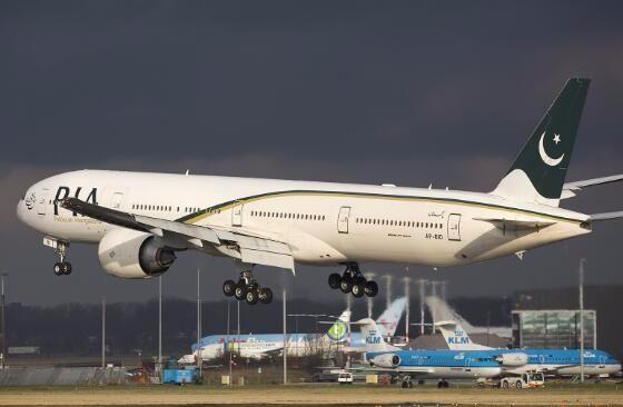 旅客量增長 巴基斯坦航空尋求擴充機隊