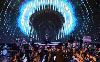 市二十八中在湛江影剧院举办迎新年音乐会