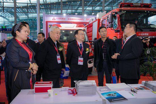 中国深圳应急展隆重召开