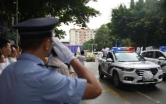 公安部:依法履职造成损害 民警个人不承担法律责任