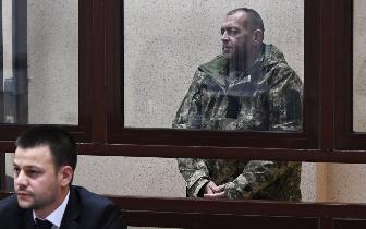 默克爾馬克龍要求俄釋放烏船員 俄警告勿干涉內政