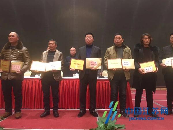 江苏渔民打捞上缴9个可疑水下装置 18人获国家重奖