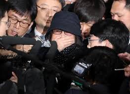 朴槿惠闺蜜门事件