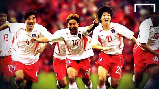 韩日世界杯