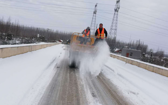 潜江市交通运输局积极应对雨雪灾害天气