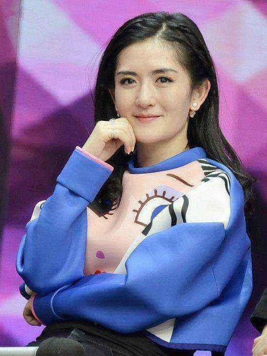 赵丽颖怀孕网友cue谢娜买锁 本人回复很搞笑