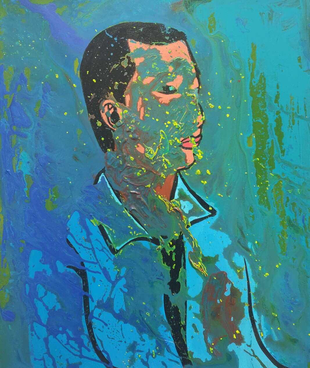 青年艺术家周川,孙长波,双个展即将亮相杭州
