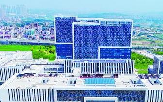 南强逐梦 三甲标准 厦大附属翔安医院预计上半年开业
