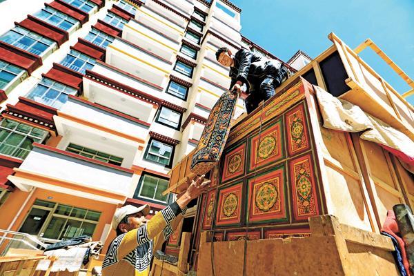 2018全年西藏25个深度贫困县达到脱贫摘帽条