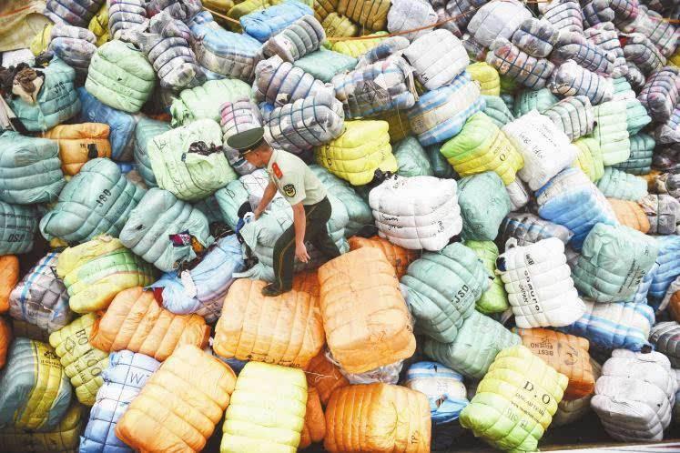 7月1日起中国限制进口废钢铁等8种洋垃圾