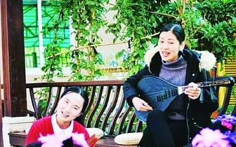 厦门市南乐研究会南音教学示范基地在翔安
