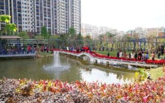 东山公园|喜大普奔!潮阳东山公园改造完成,免费开放!