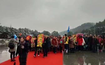 629名游客因冰雪滞留湘潭,市旅游外侨局救援助平安