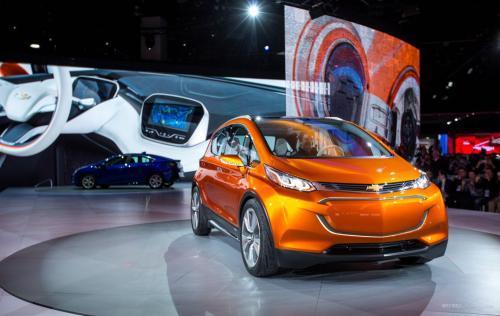 触发税收抵免门槛 通用在美电动汽车销量突破20万