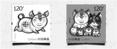 《己亥年》特种邮票即将首发!