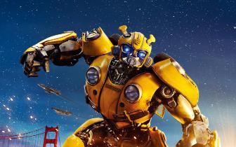 经典回归 《大黄蜂》让变形金刚充满无限可能!