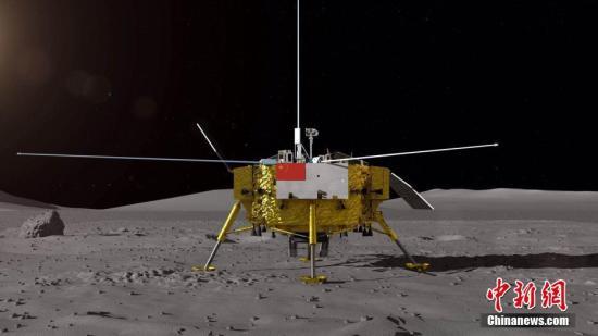 """""""鹊桥"""":嫦娥四号成功着陆背后的重要""""功臣"""""""