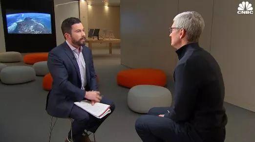 苹果CEO库克将再度来华:我感到我是受欢迎的