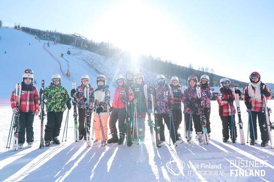 2018芬兰冬季运动和旅游论坛开幕,慕溪北欧旅游受邀出席论坛