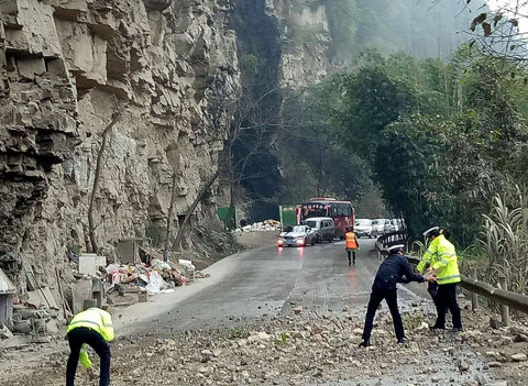 四川宜宾5.3级地震 有房屋坍塌暂无人员伤亡