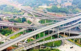 马尾大桥主线1月下旬有望通车 多条匝道同时开放