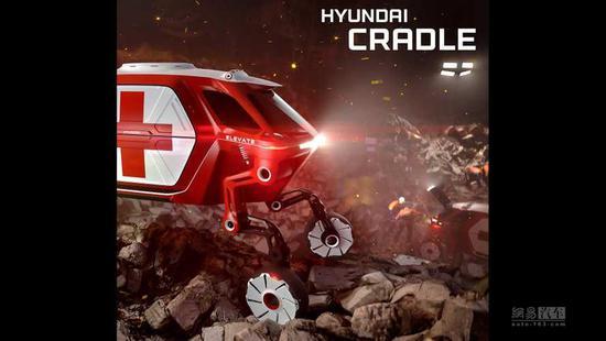 远征星际争霸?现代CES将推全新概念车