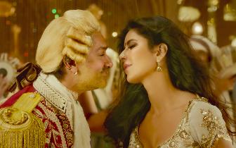 《印度暴徒》第一美女性感舞动 超长片段阿米尔汗2019