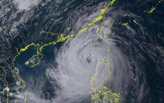 今年登陆或影响福建的台风预计有5~6个 较常年偏少