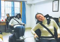 空军招飞:98名高中女生挑战120道招飞体检关