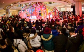 龙湖重庆时代天街6周年庆举行 3天112万客流与1亿销售