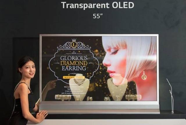 从欧美日到中国市场 OLED展示高端市场领导力
