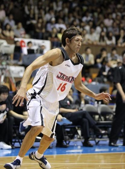 梦想是代表以球员身份代表日本参加东京奥运会