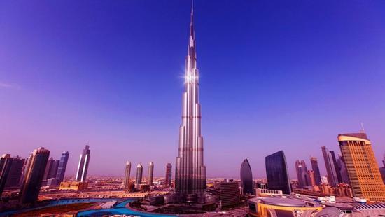 世界第一高楼――哈利法塔