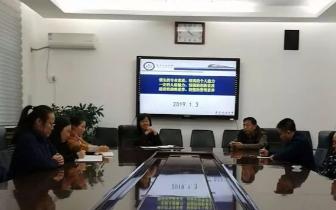 齐齐哈尔中学市级学科带头人梯队会议如期召