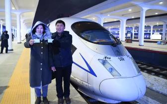 牡丹江站小长假旅客发送总量创历史新高