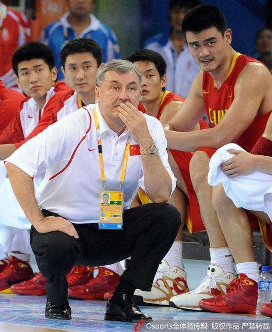 孙保生:尤纳斯适合执教中国队