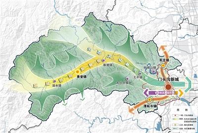 郏县城区最新规划图