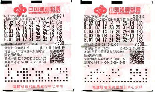 彩民收获双色球123万元大奖 缘故原由是站长手抖!