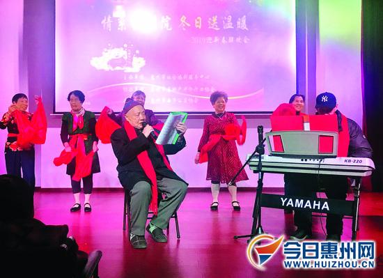 福利院|惠州社会各界纷纷开展送温暖慰问活动关爱困难群众