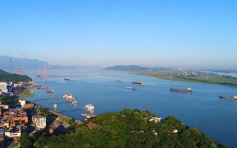 江西省深入推进长江经济带高质量发展综述
